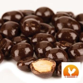 Dark Chocolate Peanuts, .85 Lb