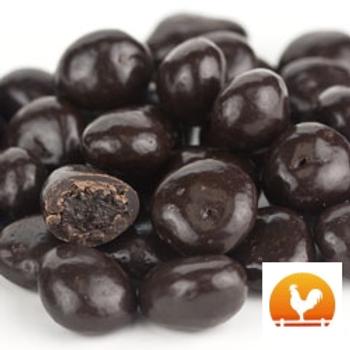 Dark Chocolate Raisins, .70 Lb