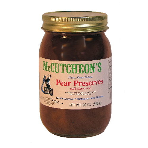 McCutcheon's Pear Preserves, 20 oz