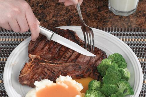"""Rada® 4"""" Serrated Steak Knife, 1 Ct"""