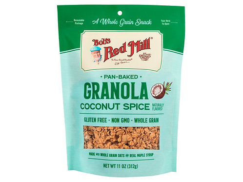 Bob's Red Mill® Coconut Spice Pan-Baked Granola, 11 oz.