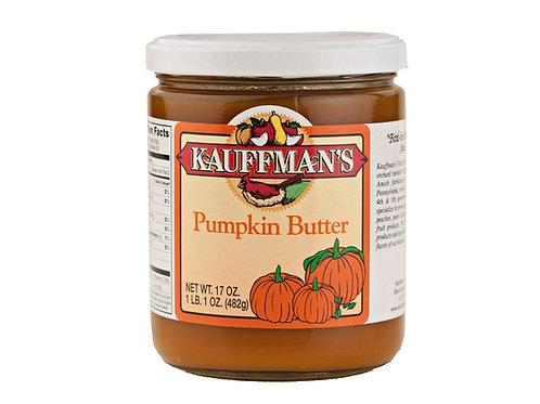 Kauffman's® Pumpkin Butter, 17 Oz