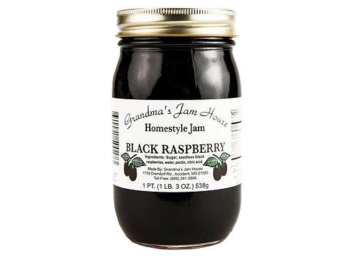 Grandma's Jam House® Black Raspberry Jam, 19 oz.
