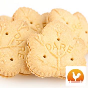 Maple Leaf Creme Cookies, .75 Lb