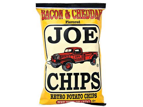 Joe's Bacon & Cheddar Chips 2 oz.