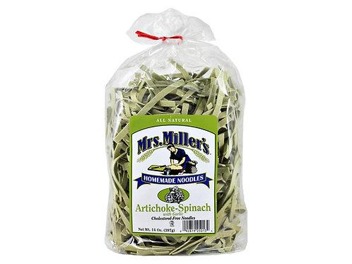 Mrs. Miller's Artichoke-Spinach Noodles, 14 oz.