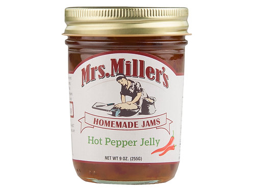 Hot Pepper Jelly, 9 oz.