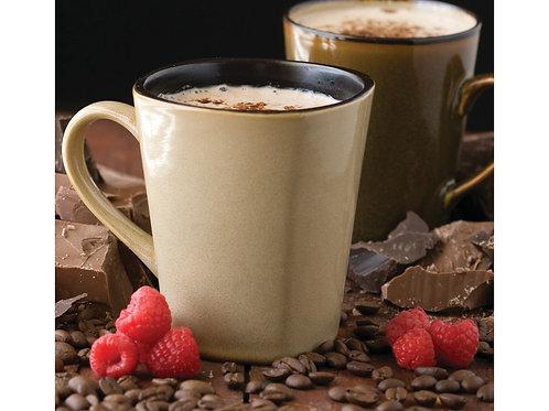 Chocolate Raspberry Cappuccino Mix, .55 Lb