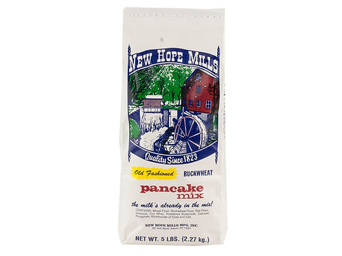 Buckwheat Pancake Mix 5 lbs.