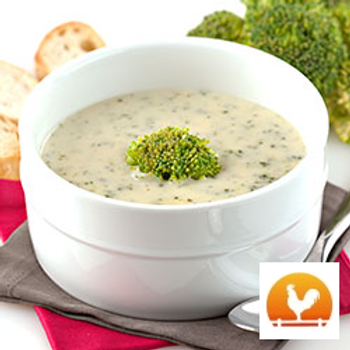 Cream of Broccoli Soup Mix, .45 Lb