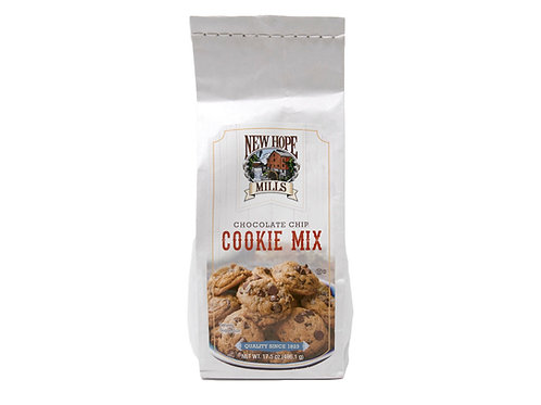 Chocolate Chip Cookie Mix, 17.5 oz.