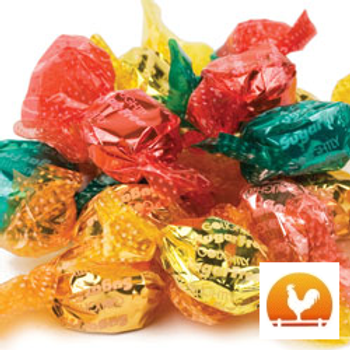 Sugar Free Assorted Fruit Candy, .45 Lb