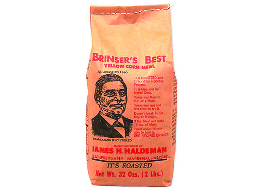 Brinser's Best Yellow Corn Meal 2 lb.