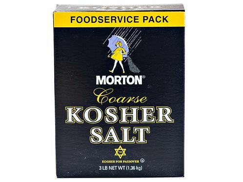 Coarse Kosher Salt 3 lb.