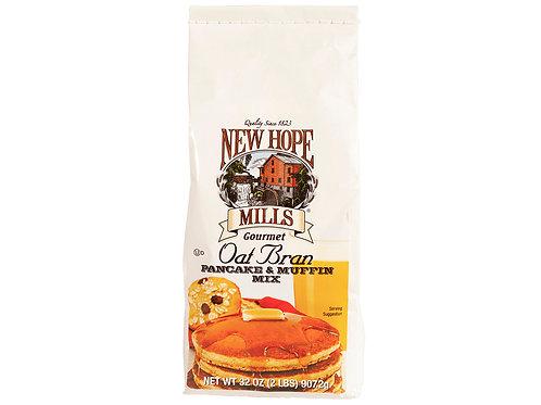 Oat bran Pancake & Muffin Mix 1.5 lbs.