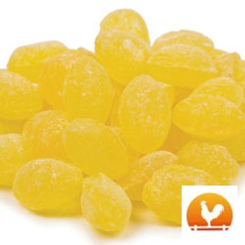 Claey's Sanded Lemon Drops, .75 Lb