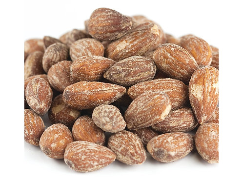 Roasted & Salted Almonds, .55 Lb