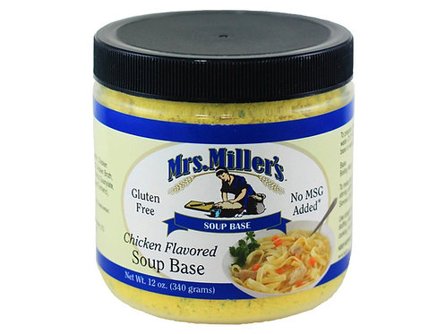 Chicken Flavored Soup Base, 12 oz.