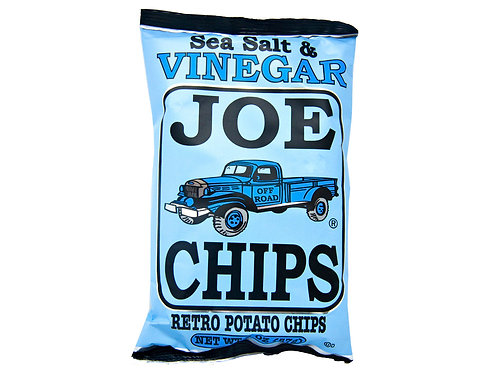 Joe's Sea Salt & Vinegar Chips 2 oz.