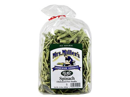 Mrs. Miller's Spinach Noodles, 14 oz.