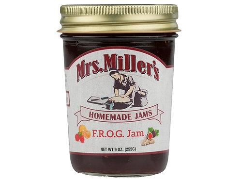 Mrs.Miller's® F.R.O.G. Jam, 9 Oz
