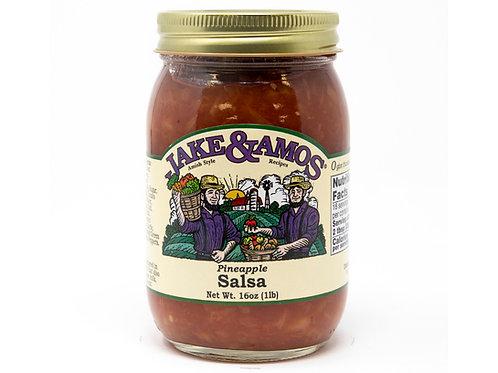 Jake & Amos® Pineapple Salsa, 16 oz.