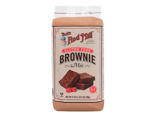 Bob's Red Mill® Gluten Free Brownie Mix, 21 Oz