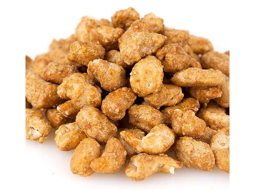 Honey Toasted Cashews, .55 Lb