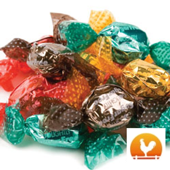 Sugar Free Assorted Chocolate Candy, .45 Lb