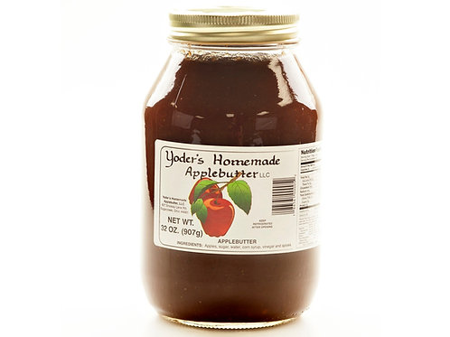 Yoder's® Homemade Apple Butter, 32 Oz