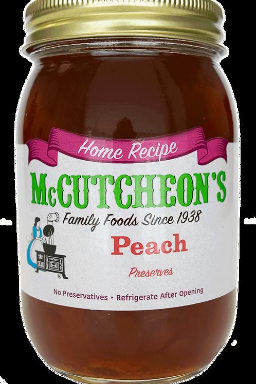 McCutcheon's Peach Preserves