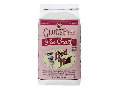 Bob's Red Mill® Gluten Free Pie Crust Mix, 16 Oz