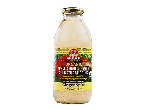 Bragg Organic ACV Drink-Ginger Spice 1 lb.