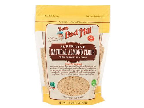 Bob's Red Mill® Gluten Free Natural Almond Meal, 16 Oz