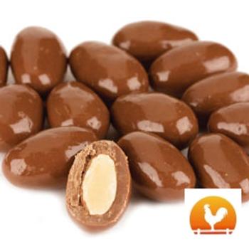 Chocolate Almonds, .85 Lb