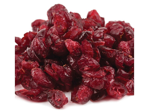Sweetened Dried Cranberries .60 lb.