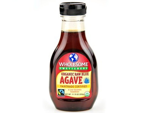 Wholesome™ Organic Raw Blue Agave, 11.75oz