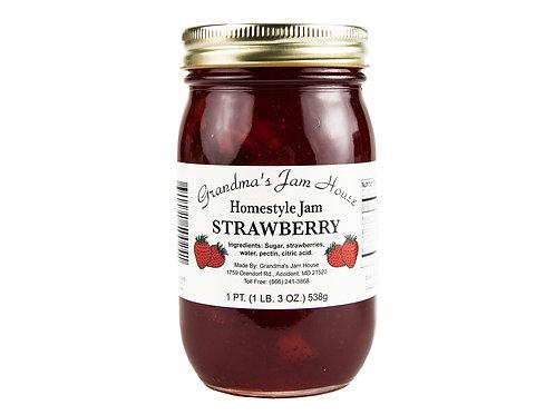Grandma's Jam House® Strawberry Jam, 19 oz.