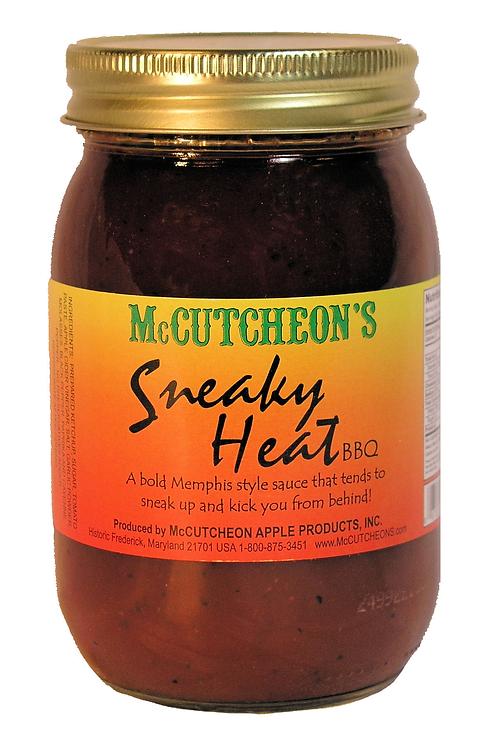 McCutcheon's Sneaky Heat BBQ Sauce, 16 oz.