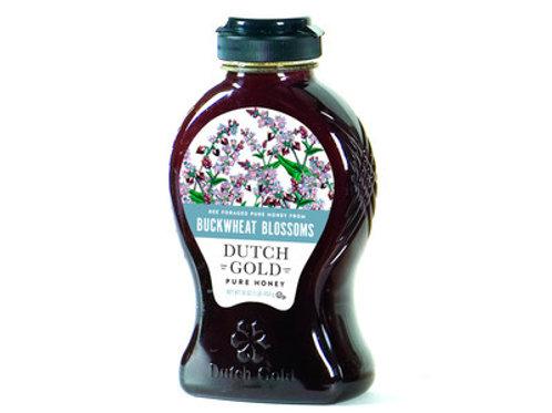 Dutch Gold Buckwheat Honey, 1lb