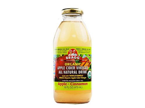 Bragg Organic ACV Drink-Apple Cinnamon 1 lb.