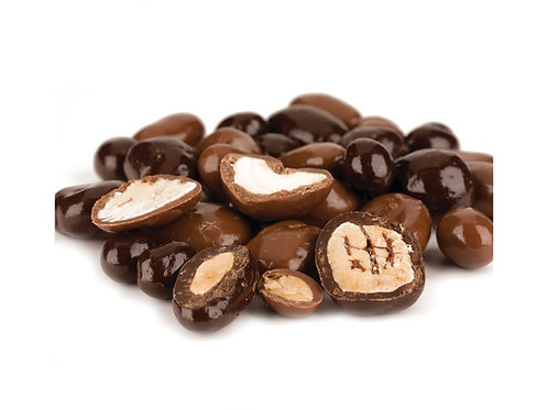 Milk and Dark Chocolate Deluxe Mixed Nuts, .75 lb.