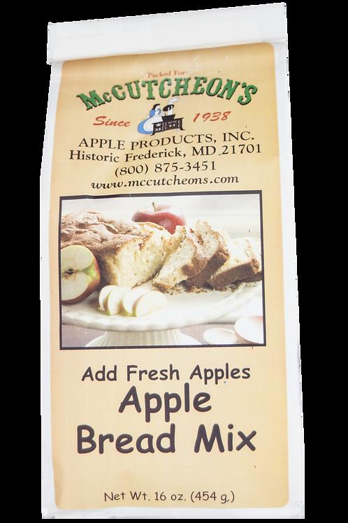 Apple Bread Mix 16 oz.
