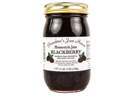 Grandma's Jam House® Blackberry Jam, 19 Oz
