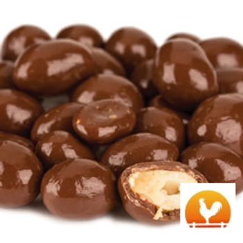 No Sugar Added Chocolate Peanuts, .65 Lb