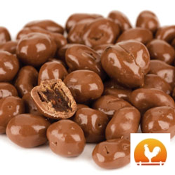 Chocolate Raisins, .75 Lb