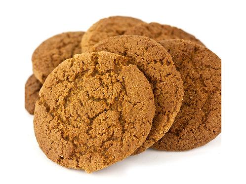 Ginger Snaps, .85 Lb