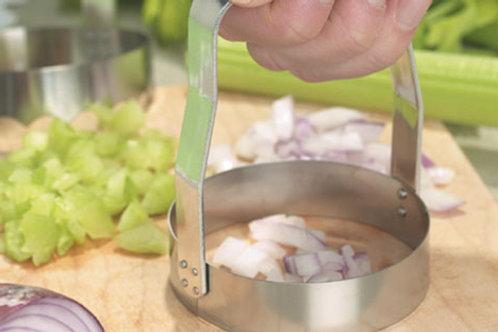 Rada® Food Chopper, Plain Edge