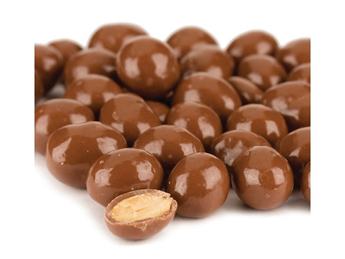 Milk Chocolate Panned Peanuts, .85 Lb
