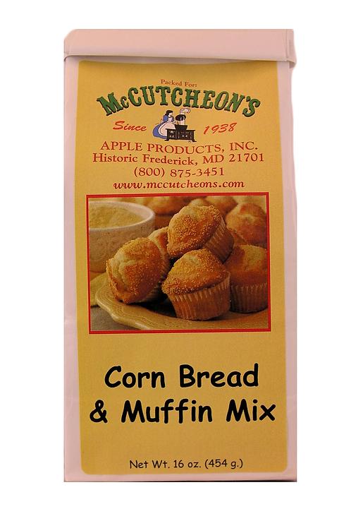 Corn Bread & Muffin Mix 16 oz.